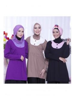 Kaos Muslimah U153
