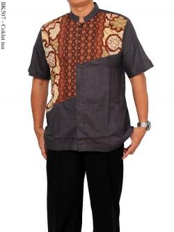 BK507 Baju Koko Albatar Batik