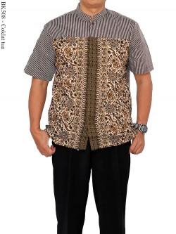 BK508 Baju Koko Albatar Batik
