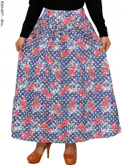 RM1007 Rok Umbrella Jeans sretch Motif