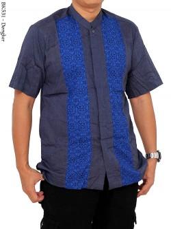 BK531 Baju Koko Albatar Batik