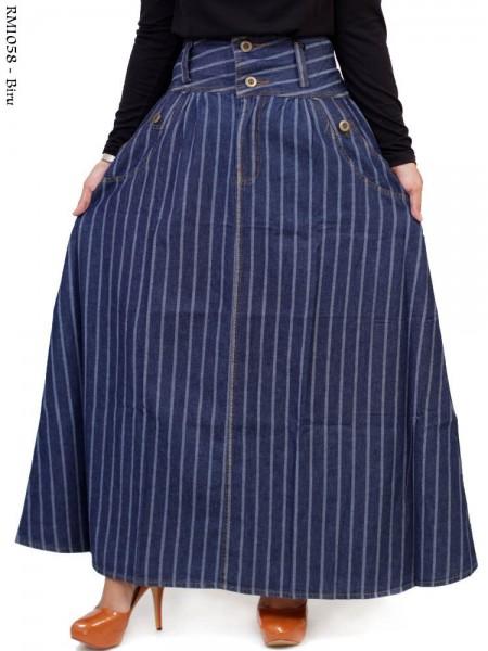 RM1058 Rok Jeans Jumbo Salur
