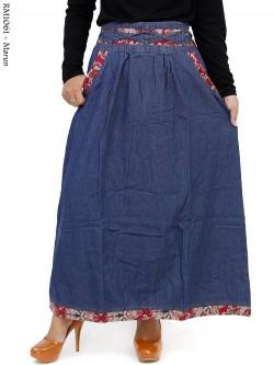 RM1061 Rok Jeans List Batik