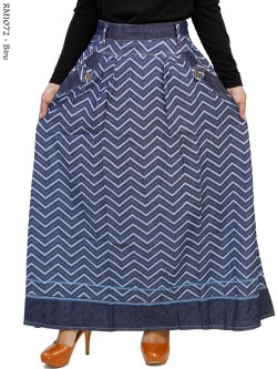 RM1072 Rok Jeans Umbrella Tribal