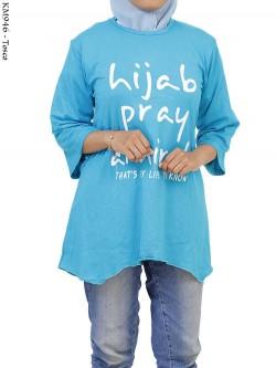 KM946 Kaos ABG Spandex Arabic