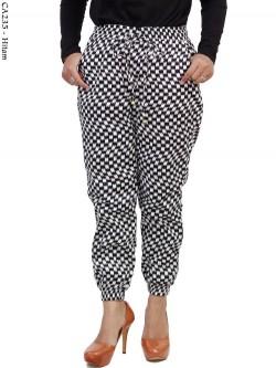 CA235 Jogger Pants Monochrome