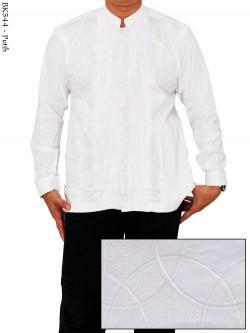 BK544 Baju Koko Albatar Lengan Panjang
