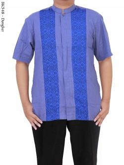 BK548 Baju Koko Albatar Batik