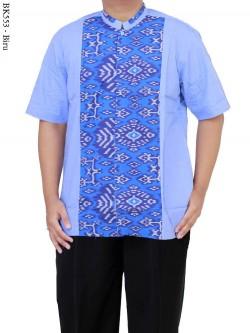 BK553 Baju Koko Albatar Batik