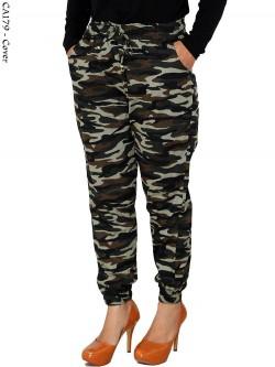 CA179 Jogger Pants Jumbo Army