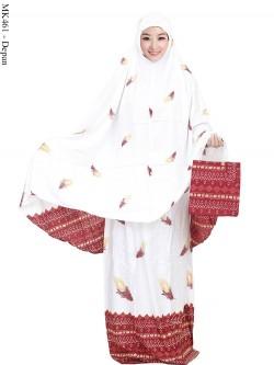 MK461 Mukena Bali Batik
