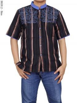 BKR12 Baju Koko Remaja Albatar Bordir
