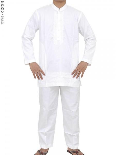 BKR15 Baju Koko Anak dan Remaja Albatar