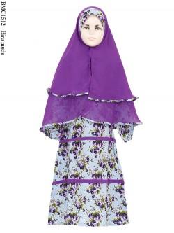 Gamis Anak Muslimah Model Terbaru Baju Muslim Anak Gamis