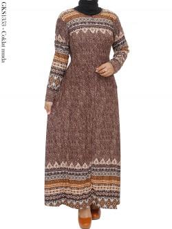 GKS1353 Gamis Jersey Batik