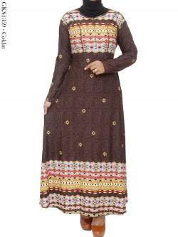 GKS1359 Gamis Jersey Batik