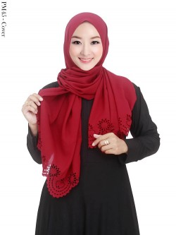 PM45 Pashmina Ceruti Diamond Laser Press