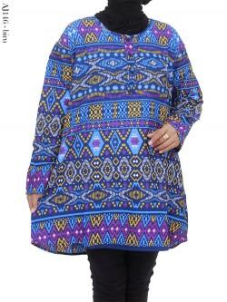 AJ146 Atasan Jumbo Katun Batik