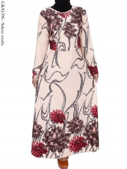 GKS1396 Gamis Misby Motif