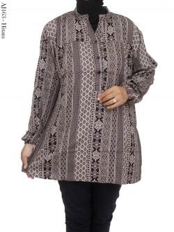 AJ163 Atasan Jumbo Katun Rayon Batik