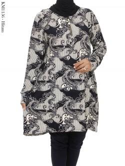 KM1156 Kaos Jersey Jumbo Batik