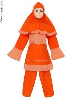 BMC1458 Baju(9-10) Setelan Muslim Anak
