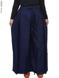 CK240 Celana Kulot Soft Jeans