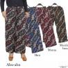 CK253 Celana Kulot Katun Batik