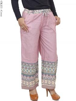 CK255 Celana Kulot Katun Batik
