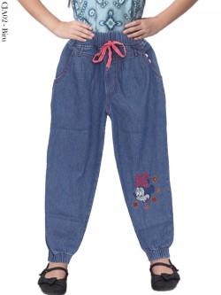 CJA02 Celana Jogger Jeans Anak Mickymouse