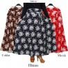 RM1241 Rok Payung Katun Linen Motif