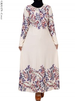 GKS1478 Gamis Jersey Misby Motif