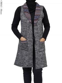 CRD25 Tunik Kaos Cardi Batik