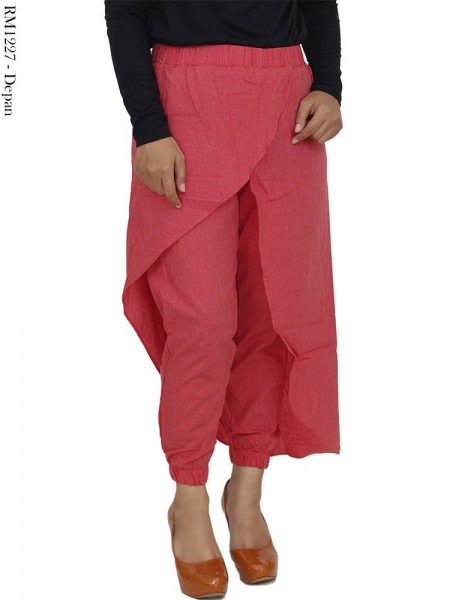RM1227 Rok Celana Jogger Polos