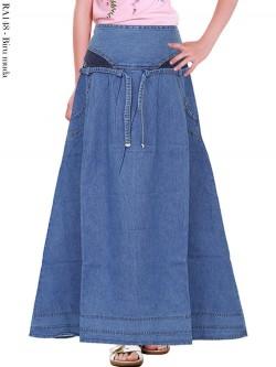 RA148 Rok Jeans Anak Polos