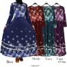 GKS1487 Gamis Jersey Payung Batik Pita