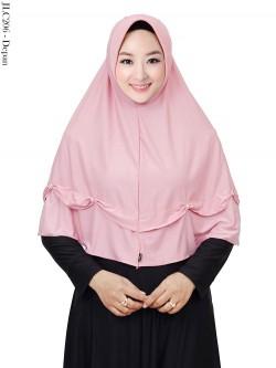 JLC206 Jilbab Jersey Mutiara Cubit