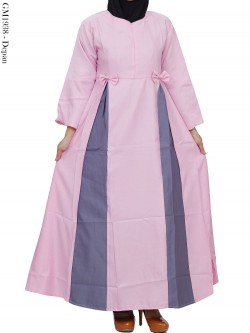 GM1938 Gamis Balotelly Mix Warna