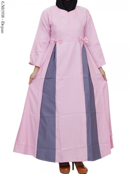 GM1938 Gamis Maxi Balotelly