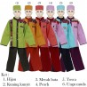 BML1235 (7-12) Baju Koko Anak Katun Songket