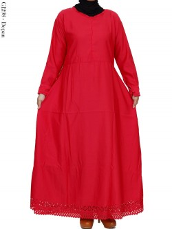 GJ298 Gamis Jumbo Balotelli Laser Press