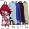 GKS1529 Gamis Syar'i Misby Pet Pinguin