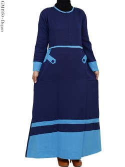GM1950 Gamis Balotelly Mix Warna