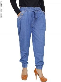 CA414 Celana Jogger Pants Jeans