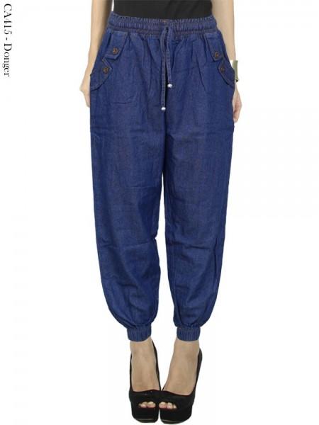 CA415 Celana Jogger Pants Jeans Polos
