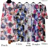 GKS1575 Gamis Umbrella Jersey Misby Motif