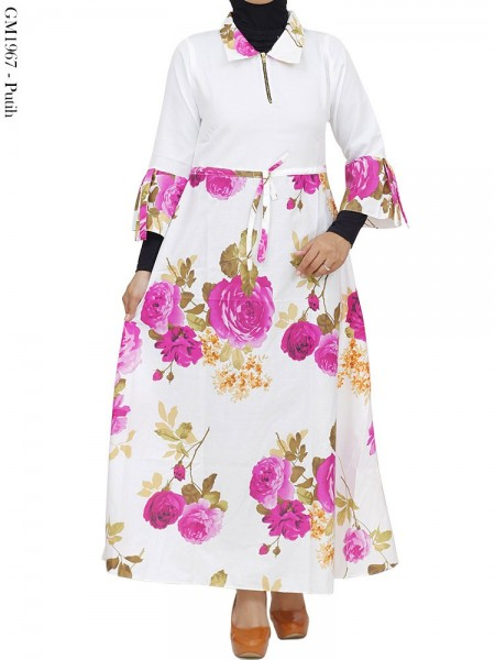 GM1967 Gamis Katun Bangkok Mix balotelly
