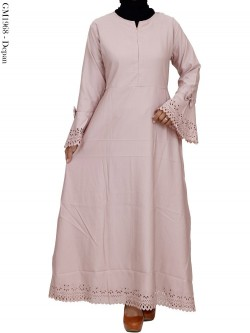 GM1968 Gamis Katun Ballotelly Press