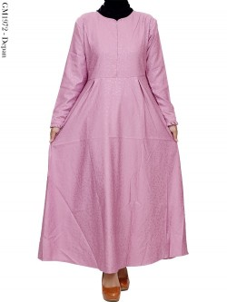 GM1972 Gamis Katun Ballotelly Embos