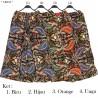 CK353 Celana Kulot Jumbo Katun Batik